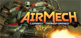 Banner artwork for AirMech.