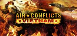 Banner artwork for Air Conflicts: Vietnam.
