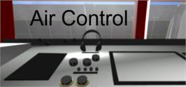 Banner artwork for Air Control.