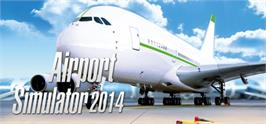 Banner artwork for Airport Simulator 2014.