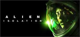 Banner artwork for Alien: Isolation.