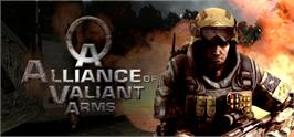Banner artwork for Alliance of Valiant Arms.