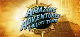 Banner artwork for Amazing Adventures The Lost Tomb.