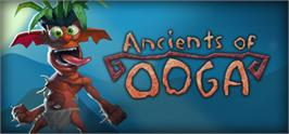 Banner artwork for Ancients of Ooga.