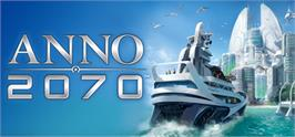 Banner artwork for Anno 2070.