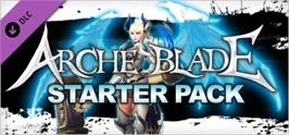 Banner artwork for ArcheBlade: Starter Pack.