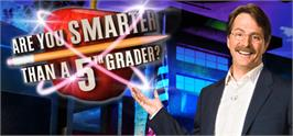 Banner artwork for Are You Smarter Than a 5th Grader?.