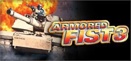 Banner artwork for Armored Fist 3.