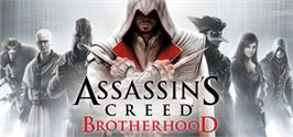Banner artwork for Assassins Creed® Brotherhood.