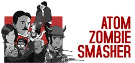 Banner artwork for Atom Zombie Smasher.