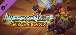 Banner artwork for Awesomenauts - Bumble Gnaw.