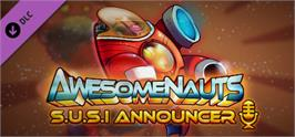 Banner artwork for Awesomenauts - SUSI Announcer.