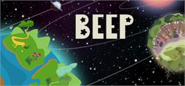 Banner artwork for BEEP.