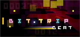 Banner artwork for BIT.TRIP BEAT.