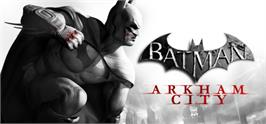 Banner artwork for Batman: Arkham City.