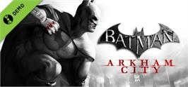 Banner artwork for Batman: Arkham City - Game of the Year Edition.
