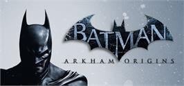 Banner artwork for Batman: Arkham Origins.