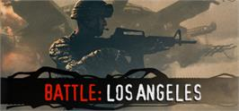 Banner artwork for Battle: Los Angeles.