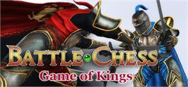 Banner artwork for Battle Chess: Game of Kings.
