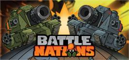 Banner artwork for Battle Nations.