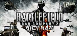 Banner artwork for Battlefield: Bad Company 2 Vietnam.