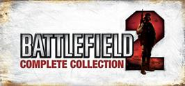 Banner artwork for Battlefield 2: Complete Collection.