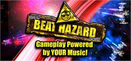 Banner artwork for Beat Hazard.