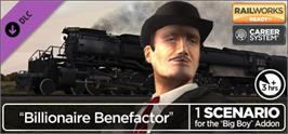 Banner artwork for Billionaire Benefactor Scenario (Free DLC).