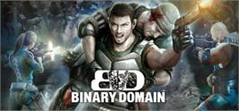 Banner artwork for Binary Domain.