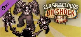 Banner artwork for BioShock Infinite: Clash in the Clouds.