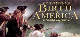Banner artwork for Birth Of America.