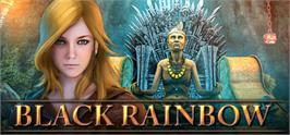 Banner artwork for Black Rainbow.