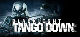 Banner artwork for Blacklight: Tango Down.