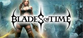 Banner artwork for Blades of Time.