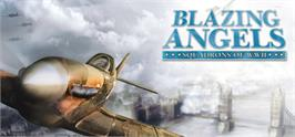 Banner artwork for Blazing Angels® Squadrons of WWII.