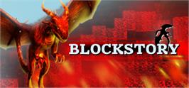 Banner artwork for Block Story.