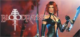 Banner artwork for BloodRayne 2.