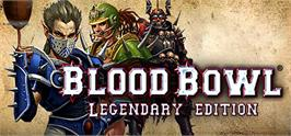 Banner artwork for Blood Bowl® Legendary Edition.