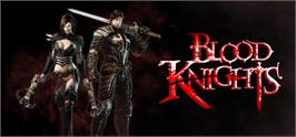 Banner artwork for Blood Knights.