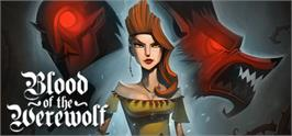 Banner artwork for Blood of the Werewolf.