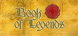 Banner artwork for Book of Legends.