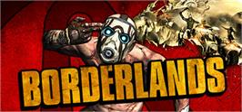 Banner artwork for Borderlands.