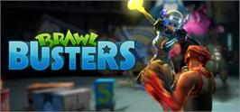 Banner artwork for Brawl Busters.