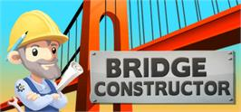 Banner artwork for Bridge Constructor.