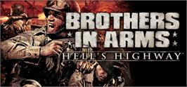 Banner artwork for Brothers in Arms: Hell's Highway.