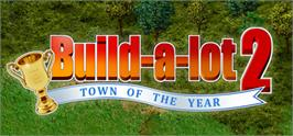 Banner artwork for Build-A-Lot 2: Town of the Year.
