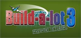 Banner artwork for Build-A-Lot 3: Passport to Europe.