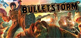 Banner artwork for Bulletstorm.