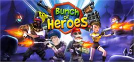 Banner artwork for Bunch of Heroes.