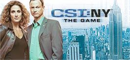 Banner artwork for CSI: NY® - The Game.